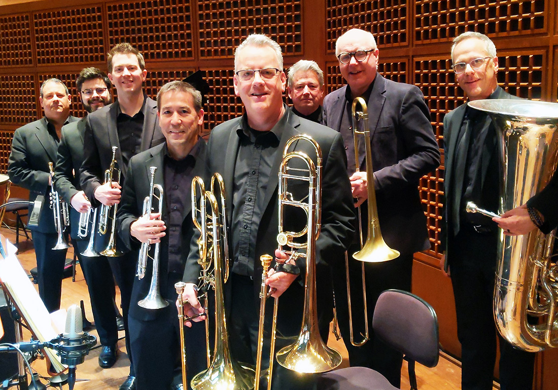 San Francisco Symphony brass
